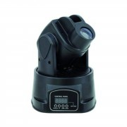 EuroLite LED TMH-8 Moving-Head Spot 10W RGBW-LED
