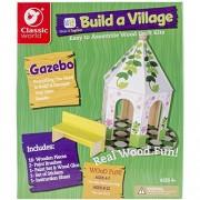 Classic Build A Village Gazebo Building Kit
