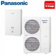 Pompa de Caldura Panasonic AQUAREA T-CAP 12kW Bi-bloc 380V WH-SXC12H9E8 / WH-UX12HE8