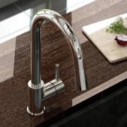 Treos Serie 190 Einhebel- Spültischarmatur