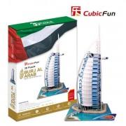 Puzzle 3D CubicFun CBF5 Burj Al Arab