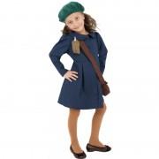 Smiffys Schoolmeisjes kostuum verkleedkleding meisjes