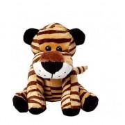 Geen Pluche tijger knuffel 20 cm