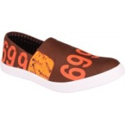 Big Junior Casual Shoes(Brown)