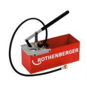 TP 25 Rothenberger Pompa verificare presiune instalatii , presiune maxima 25 bar , cod 60250