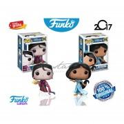 Mulan Y Jasmine Disney Funko Pop Original Peliculas Princesa