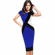 Vestido Kenancy Azul