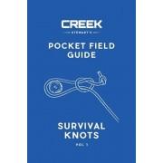 Pocket Field Guide: Survival Knots Vol I, Paperback/Creek Stewart