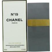 Chanel N°19 Eau de Parfum Refillable 50ml Spray