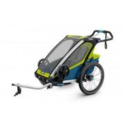 Thule Chariot Sport 1 (sárga-kék)