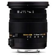 Sigma 17-50mm F/2.8 Ex Dc Os Hsm - Nikon - 4 Anni Di Garanzia In Italia