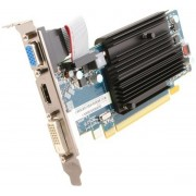 Placa Video Sapphire Radeon HD 6450, 2GB, DDR3, 64 bit, DVI, HDMI, VGA, PCI-E 2.0