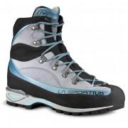 La Sportiva Trango Alp Evo Woman Gtx - Ice Blue - Bottes Randonnée 38