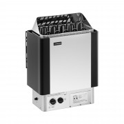 Poêle pour sauna - 9 kW - 30 à 110 °C - Unité de commande comprise