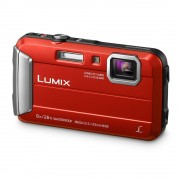 Panasonic Lumix DMC-FT30 Aparat Foto Subacvatic Rosu