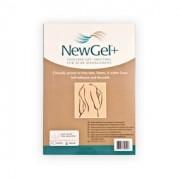 Transparentná náplasť v tvare kotvy (2ks v balení), NG-326 NewGel