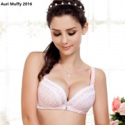 Auri Muffy 2016 Nursing bra Maternity underwear pregnant women bra breastfeeding underwear maternity bra lace bamboo cup BC