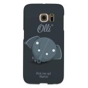 YourSurprise Olli - Coque Samsung Galaxy S6 Edge - Impression intégrale