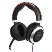 Jabra Evolve 80 MS Stereo - Svart