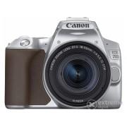 Kit aparat foto Canon EOS 250D EF 18-55mm IS STM obiectiv), argintiu