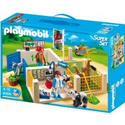 Playmobil Zoo Care Station Super Set