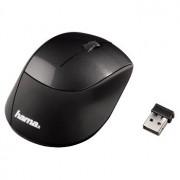 Mouse, HAMA M2150, Wireless, Black (53850)