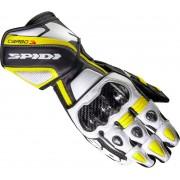 Spidi Carbo 3 Handschuhe Schwarz Gelb 3XL