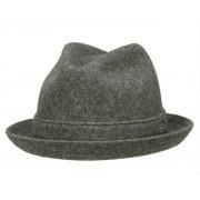 Kangol Wool Player Hut aus Wolle, Grau (dark flannel) 58-59 cm (L)