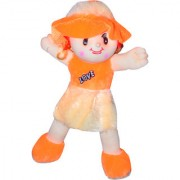 Baby (Multicolor) Doll Stuffed Soft Plush Toy Girl Doll