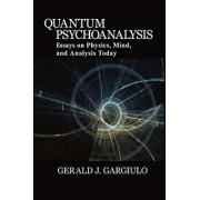 Quantum Psychoanalysis: Essays on Physics, Mind, and Analysis Today, Paperback/Gerald J. Gargiulo