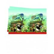 Mantel de plástico Kung Fu Panda 3 120 x 180 cm Única