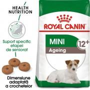 Royal Canin Mini Ageing 12+ Hrană Uscată Câine 3.5 kg