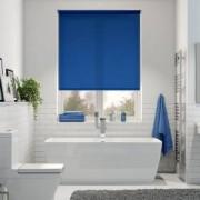 Jaluzea tip Rulou material Carina 4990 culoare Bleumarin 560 mm x 1300 mm