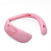 Doweiss Funda de silicona compatible con Bose Soundwear Companion, funda protectora de goma suave compatible con Bose Soundwear Companion altavoz inalámbrico portátil (rosa)