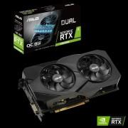 VC, ASUS DUAL-RTX2060S-O8G-EVO-V2, 8GB GDDR6, 256bit, PCI-E 3.0 (90YV0DZ0-M0NA00)