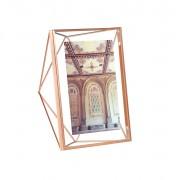 Рамка за снимки UMBRA PRISMA - цвят мед - 13 х 18 см