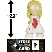 """Lilith: ~2.3"""" Supernatural X Funko Mystery Minis Vinyl Mini Figure Series + 1 Free Official Supernatural Trading Card Bundle"""