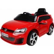 Masinuta VW Golf GTI Premium Soft-Start Music Player LED Mp3 Culoare Rosu