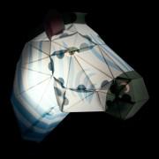 Fizzcreations Fizz MYO Dierenlamp - Zebrakop