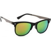 Eyeland Cat-eye Sunglasses(Pink, Green, Violet, Multicolor)