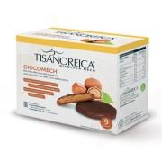 Tisanoreica CIOCOMECH LATTE 9 Biscotti da 13 g