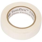 Banda izolare Temflex 15mmx10m alb
