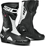 Sidi Performer Ladies Motorcycle Boots Black White 43