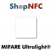 Tag NFC NXP MIFARE Ultralight® 35x35mm adesivi