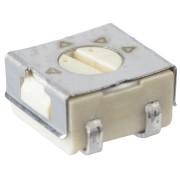 23A-100 - Präzisionspotentiometer, Trimmer, SMD, liegend, 100 Ohm, 5,0 mm