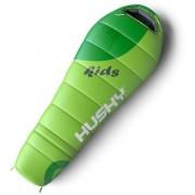 dormit sac Husky în aer liber copii Magic -12°C verde