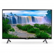 "TCL 32S305 Pantalla 32"" LED, 60Hz, Wi-Fi, ROKU TV, HD, HDMIx2, 1366x768, USB Reproduce Musica Y Video,Audio Compuesto,Salida Fibra Optica"