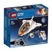 Конструктор Лего Сити Мисия за ремонт на сателит LEGO City Space Port, 60224