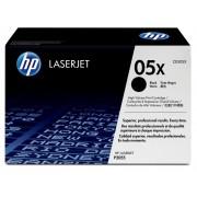 HP toner CE505X Black Print