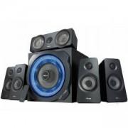 Музикална система TRUST GXT 658 Tytan 5.1, Черна, 21738